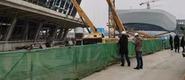 成都天府国际空港新城企业总部项目复工建设_fororder_11