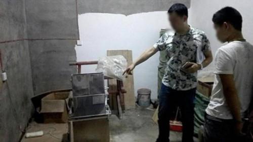 湖南破获假减肥药案:加有毒物质 每小时产万粒