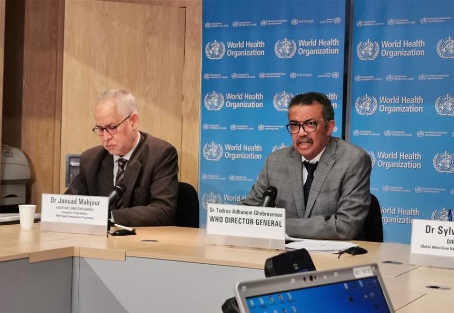 """世卫组织呼吁全球抓住遏制新冠疫情蔓延""""机会窗口"""""""