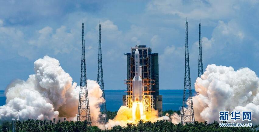 Wakil Direktur NASA Selamat atas Keberhasilan Pendaratan Pesawat Luar Angkasa Tianwen-1 di Mars_fororder_hx8