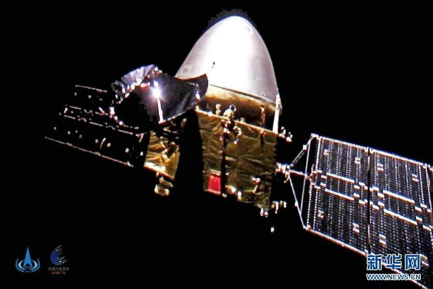 Wakil Direktur NASA Selamat atas Keberhasilan Pendaratan Pesawat Luar Angkasa Tianwen-1 di Mars_fororder_hx10