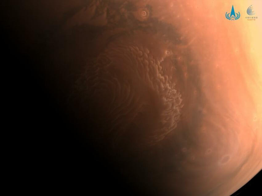 Wakil Direktur NASA Selamat atas Keberhasilan Pendaratan Pesawat Luar Angkasa Tianwen-1 di Mars_fororder_hx7