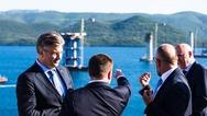 克罗地亚总理对中企承建大桥项目进展表示满意