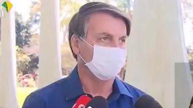 巴西新冠病例日增超4.4万 累计确诊破170万