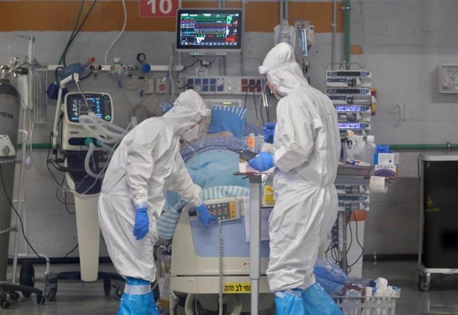 以色列单日新增确诊病例数持续过千