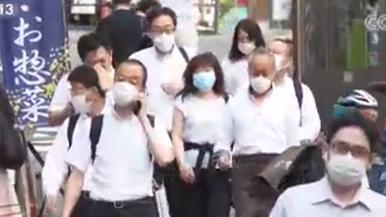 日本东京单日确诊人数创新高