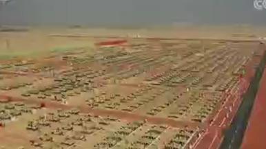 """埃及举行""""决断2020""""军事演习"""