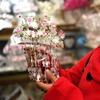 贵州榕江:春节将至银饰俏