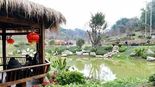 福州12座生态公园同时开园