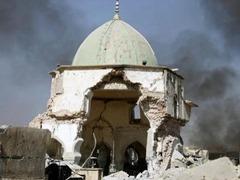 伊拉克外长:IS恐怖行动已造成1.8万伊平民死亡