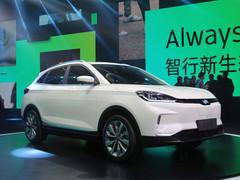 威马EX5开始量产 4月北京车展开启预售_fororder_威马2