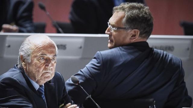 FIFA考察布拉特贪腐案 三人非法获利数千万