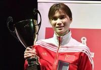 喜报!中国女重姑娘林声布达佩斯站大奖赛摘银!