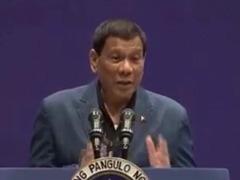 菲律宾总统杜特尔特就香港人质事件正式道歉