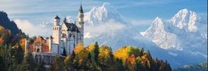 双语:一生中必去的10个梦幻城堡