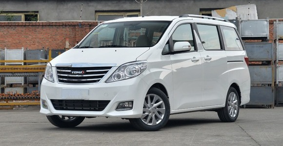 野马斯派卡MPV今日上市 搭载1.5T发动机_fororder_野马1