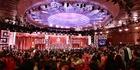 慎海雄宣布第八届北京国际电影节开幕