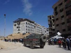探访叙利亚杜马镇