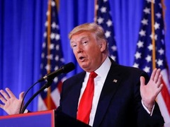 美国总统特朗普将于7月13日访问英国_fororder_20170206084012411